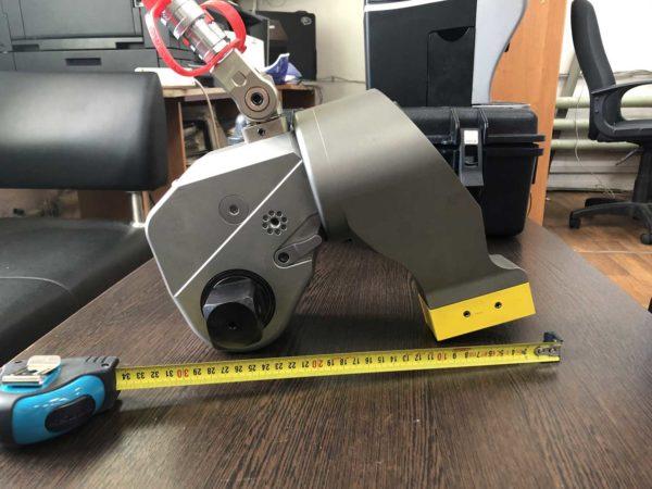 Гидравлический гайковерт со сменной головкой (TEV-110S)