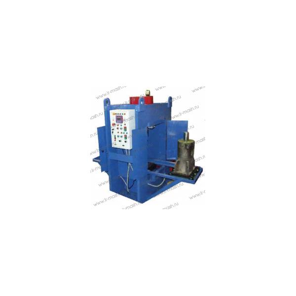 Стенд СИ-2500 ЭПА для испытания эластомерных поглощающий аппаратов автосцепок