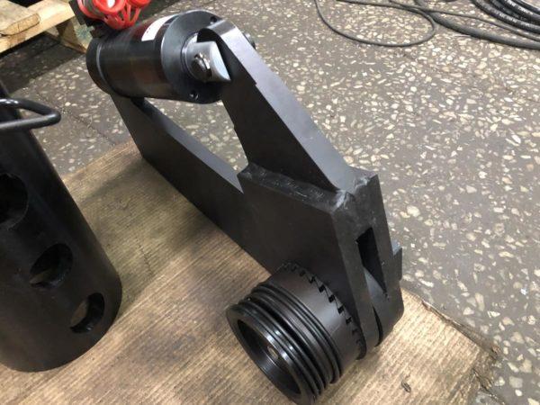 Гидравлический гайковерт со сменной головкой (ГГ6000)