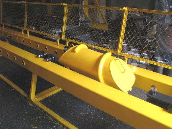 Модуль увеличения длины испытуемых стропов до 40 м (ИС-50/20)