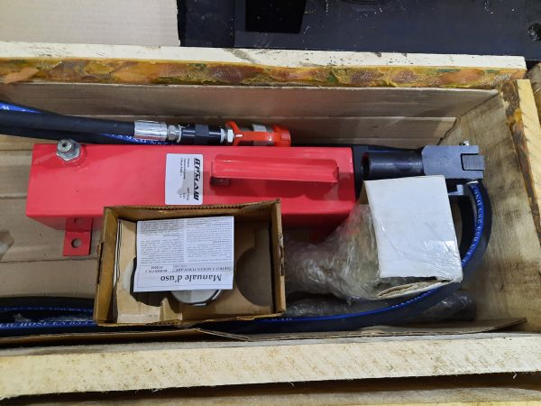 Комплект для снятия поглощающего аппарата (КСПА-65)