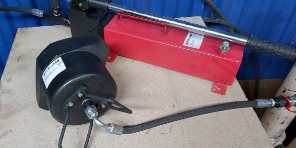 Комплект для снятия поглощающего аппарата (КСПА-45)