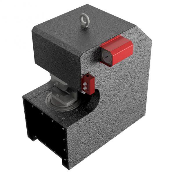 Гидравлический пресс для опрессовки и стыковки стержневой арматуры (ПП-А300)