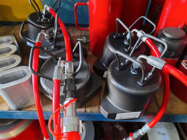Приспособление для снятия поглощающего аппарата, ППА-3