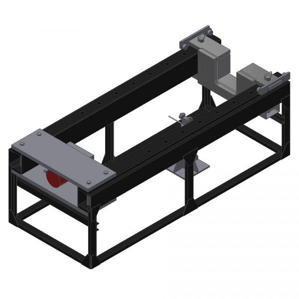 Пресс гидравлический горизонтальный (ППК200Г300ГУ)