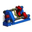 Пресс гидравлический горизонтальный (ППК400Г)