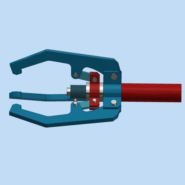 Гидравлический съемник (СГ 1501200 Б)