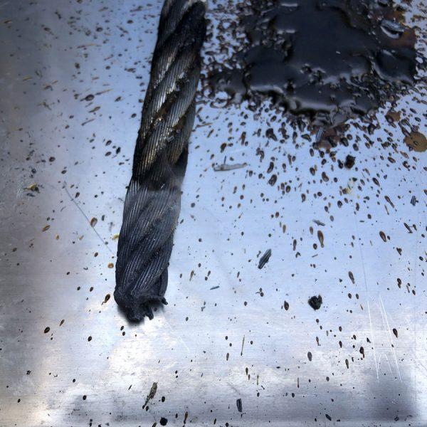Станки для термического разделения стального каната с формовкой концевых участков, серия СПЗ