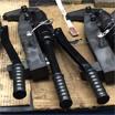 Устройство для закрытия люков полувагонов (УГЗЛ-2,4-60)
