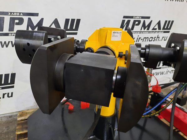 Установка для ремонта букс (УРБ20-4)