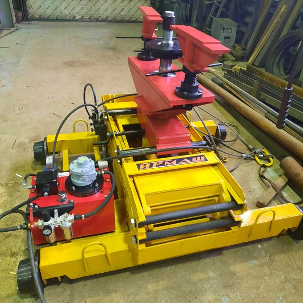 Установка для демонтажа-монтажа пятников (УСПП-1)