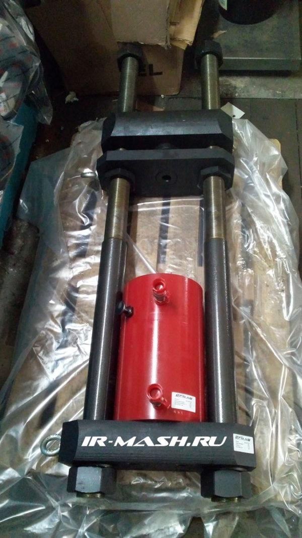 Выпрессовщик пальцев гусеничных цепей гидравлический (ВП150Г200)